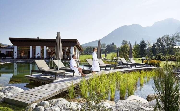 Alpenhotel Zechmeisterlehen Wellvital