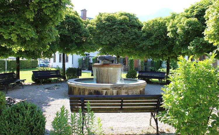 Garten Haus Des Gastes