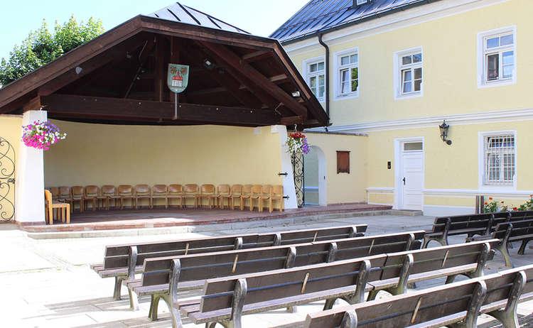 Musikpavillon Schoenau A Koenigssee