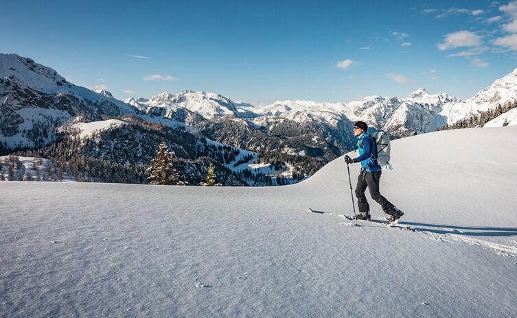 Skitour Jenner Freies Gelaende