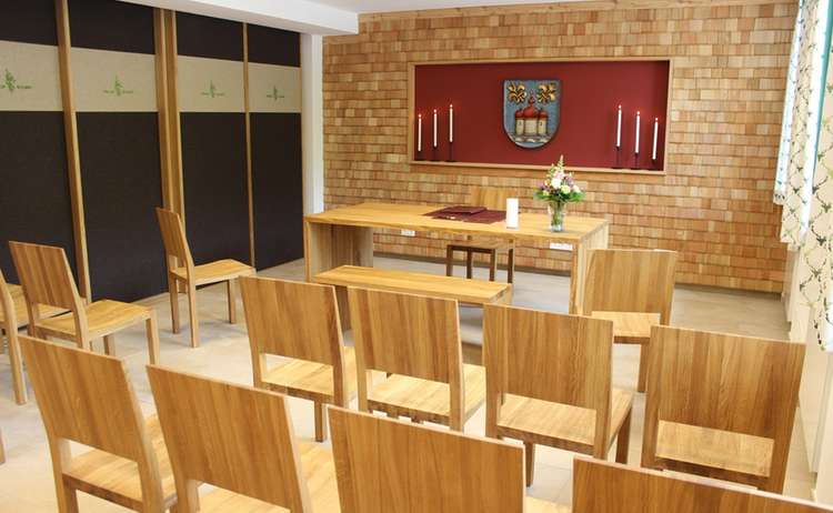 Trauungsraum im Rathaus Schönau a. Königssee